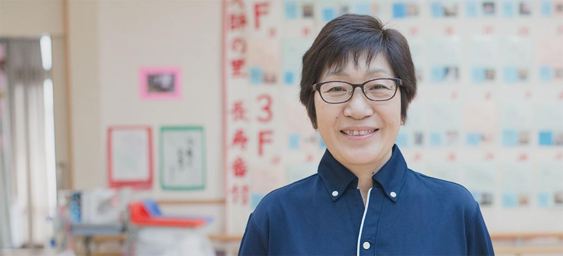 奏(かなで) 看護職 副主任 高田 幸子
