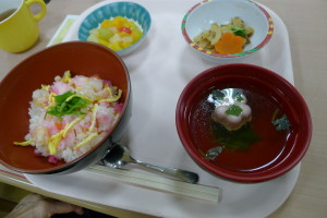 イベント昼食